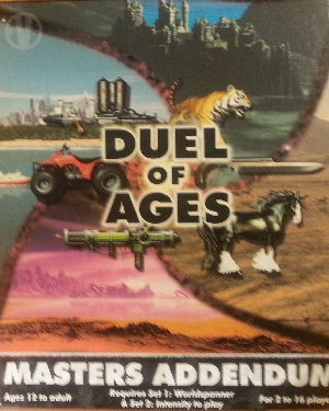 Duel of Ages Masters Addendum cover