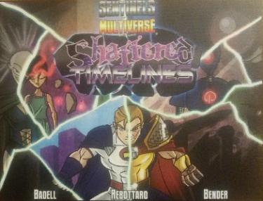 Sentinels Shattered Timelines