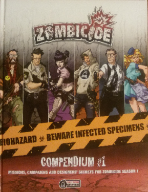 Zombicide Compedium 1