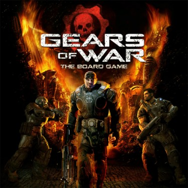 Gears of war cover