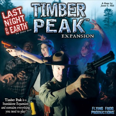 Timber Peak Cover