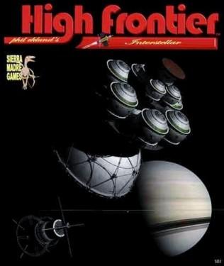 High Frontier Interstellar