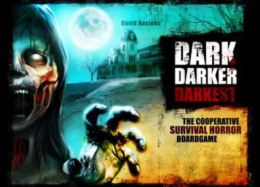 Dark, Darker, Darkest Cover