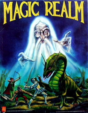 Magic Realm Cover