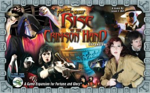 Rise of the Crimson Hand Cover