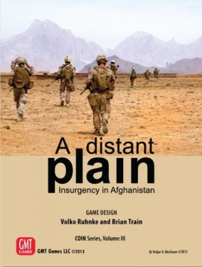 A Distant Plain Cover