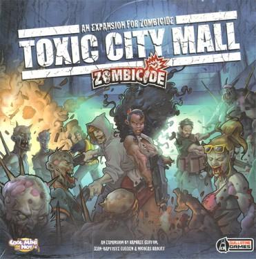 Zombicide Toxic Mall