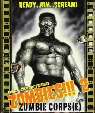 Zombie Corpse