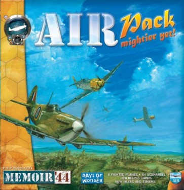 Memoir Air pack cover