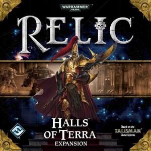 Halls of Terra box