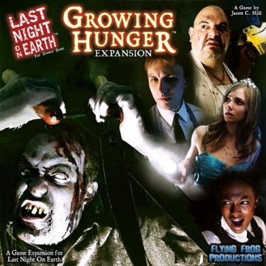 Growing Hunger cover
