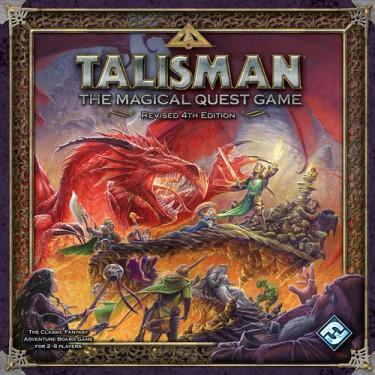 Talisman 4th ed cover