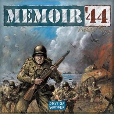 memoir 44 cover