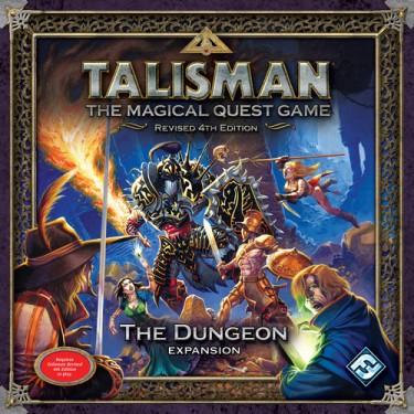 Talisman Dungeon 4th ed