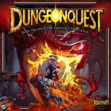Dungoenquest 3rd ed