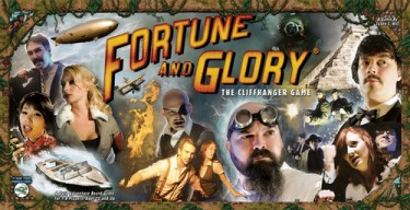 Fortune and Glory Cover