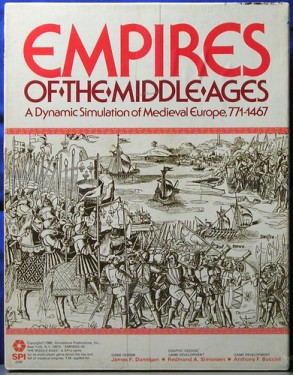 Empires of the Middle Ages box