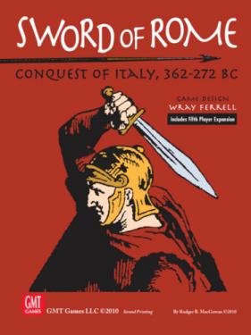 Sword of rome box